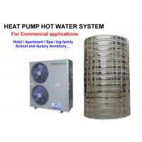 Quality Low Noise Commercial Heat Pump Water Heater 5 KW Heating Capacity for sale