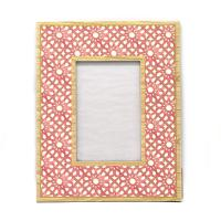 China Personalized Square Picture Frames , Economic Wood 15 X 10 Photo Frame on sale