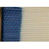 Quality High Strength 100% Polyester Mesh Screen For Food Conveyor Belt for sale