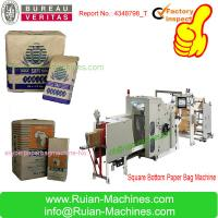China cement paper bag machine on sale