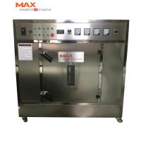 Quality 30kw Temperature Control Industrial Microwave Electric Batch Oven for sale