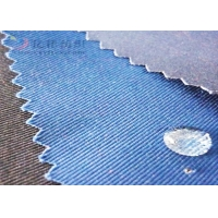Quality Woven Polyester Cotton Twill Water And Oil Anti Static Fabric For Garment for sale