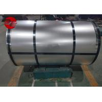 China Electro Hot Rolled Galvanized Steel Sheet / Coil For Corrugated Steel on sale