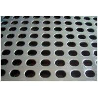 China Stainless Steel Punching Hole Wire Mesh on sale