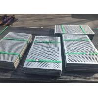 Quality Professional Factory Outer Circle Punching Plate Decorative Metal Perforated Mesh for sale