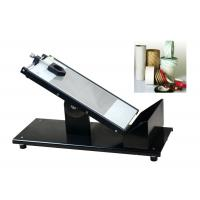 China 20° ~ 40° Adjustable Rolling Balls Tape Adhesion Tester; Adhesive Testing Equipment on sale