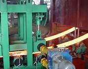 Quality R8m 5 - strand billet CCM  Steel billet continuous casting machines with  low energy consumption for sale