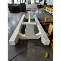 Quality H1140mm 1500kg Concrete Saw Trolley for cutting material for sale