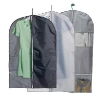 Custom Printing Washable Non Woven Garment Bag To Keeping Cloth Cleaning