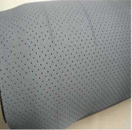 Quality White Neoprene Rubber Sheet , Breathable Oil Resistant Rubber for sale