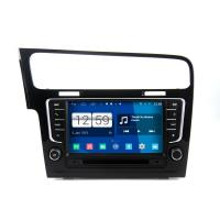 China 8 1DIN android car dvd android 4.4.4 HD 1024*600 for VW Golf 7 with 4 Core CPU, Mirror link on sale