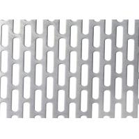Quality SS 304 Perforated Metal Screen Panels Sheet Hole Punched Stainless Steel Plate for sale