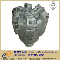 Quality 6 blades 7 nozzles 16mm cutters oil well drilling matrix body PDC drill bit for sale