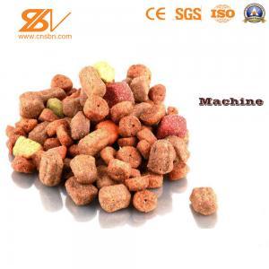 Quality Siemens Motor Pet Food Processing Line , Pet Food Processing Machine for sale