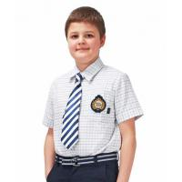 School Uniform Shirt  for kidswear in quality softable material