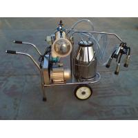 Quality stainless steel cow milker for sale