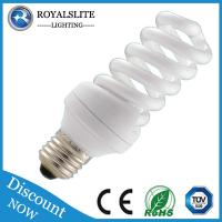 China E14&E27 Cheap Full Spiral Save Energy Lamp on sale