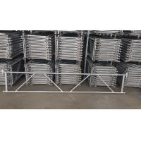 Buy Hot dip galvanized ring lock scaffolding ledger beam , Ringlock Scaffolding System at wholesale prices