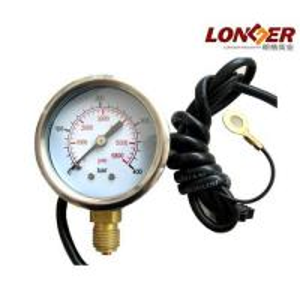 China CNG pressure gauge on sale