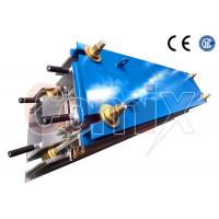 Buy Aluminum Alloy Conveyor Belt Vulcanizing Equipment With Upper and Lower Frame at wholesale prices