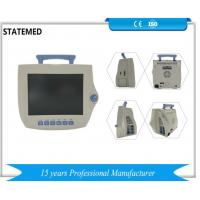 Quality 80va Multi Parameter Patient Monitor Lcd Display 700 - 1060hpa Atmospheric Pressure for sale