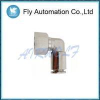 Quality Super Rapid Pneumatic Pipe Fittings Internal Thread Siphonate X6520 Right Angle for sale