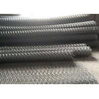 Quality Active Rockfall Barrier System Tecco Wire Mesh Galvanized Plain Weave Style for sale