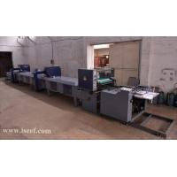 Quality Automatic Memo Pad gluing machine Model AGST-680 for sale