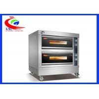 Quality Kitchen bakery equipment commercial electric bread oven pizza oven with big capacity for sale
