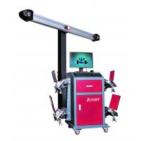 Quality Auto Tool 3D Car Alignment 380V Fixed Beam With 2 Cameras Ink Printer for sale