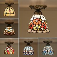 Quality Tiffany kitchen Hallway ceiling lights Fixtures For ceiling Decor (WH-TA-07) for sale