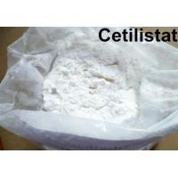 Quality Cetilistat Weight Loss Growth Hormone Raw Powder CAS 282526-98-1 Medicine Grade for sale