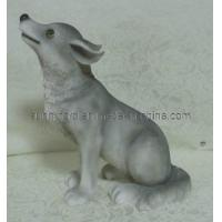 China Polyresin Dog Figurines Decoration (SFR1689) on sale