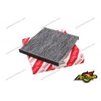 China Customize Cabin Air Filter , 08974-00820 Toyota Air Filter Pu Pp Material on sale