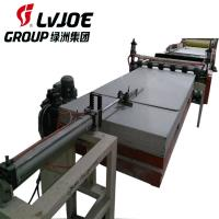 Automatic Production Line to Make Vinyl Laminated Gypsum Ceiling Tiles