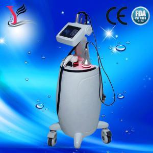 Good effect Cavitation slimming tripolar RF fat dissolving machine,RF slimming weight loss
