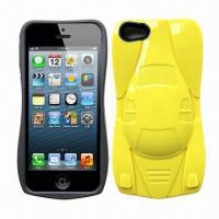 Quality Cellphone Cases for iPhone 5 ,Made of PC and TPU with car pattern,Various Colors Available for sale