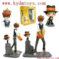 Quality MOQ(USD300) 18cm sawada tsunayoshi for Hitman Reborn anime figures (set) ky1282 for sale