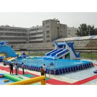 Quality inflatable water pool slide sale, inflatable water slide for kids and adults, water slide for sale for sale