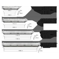 Buy High Lumen Linear LED High Bay Light IP65 250W For Large Supermarket at wholesale prices