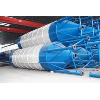 Quality 100ton assembly cement silo for batching plant for sale