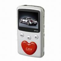 Quality Popular MP4 Player with 1.4-inch Double-color OLED Display for sale