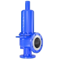 China Type 442 ANSI High Performance With ANSI Flange Spring Loaded Safety Valve on sale