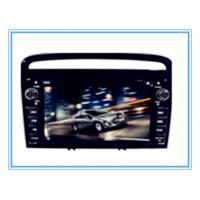 Quality China Supplier Two DIN Car DVD Player for PEUGEOT 408 with GPS/BT/IPOD for sale