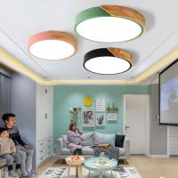 Quality Wood and metal ceiling Lights Fixtures For Indoor home Lamp (WH-WA-03) for sale