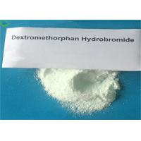 Quality CAS 6700-34-1 Weight Loss Powder Dextromethorphan Hydrobromide 98.0% Purity for sale