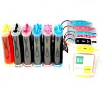 China Epson HP Canon Continuous Ink Supply System CISS on sale