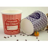 Quality Restaurant Take Away Paper Soup Cups With Lids Biodegradable Anti - Breakage for sale