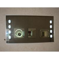 Quality Factory manufactured hotel bathroom LED wall mirror backlit mirror with CE UL IP44 for sale