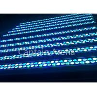 Quality 84 X 1W LED Wall Wash Lighting DMX - 512 45ANG for Business Organizations for sale